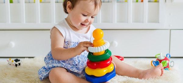 10 Ide Aktivitas untuk Anak Usia 1-2 Tahun