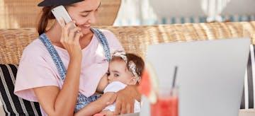 10 Kebiasaan Ibu Menyusui yang Mesti Dihindari