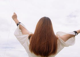 10 Makanan Sehat untuk Rambut! Bikin Makin Indah