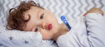 10 Penyebab Demam Pada Anak