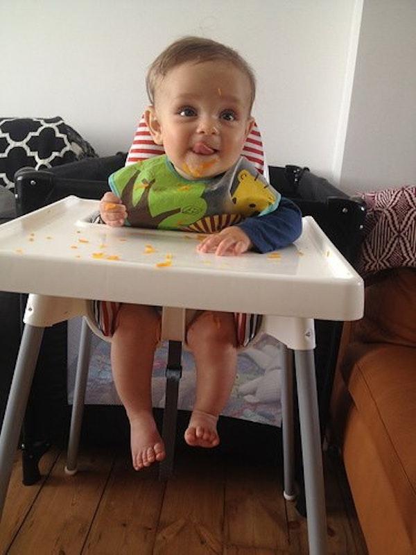 14 Makanan Pertama Untuk MPASI dengan Metode Baby Led Weaning