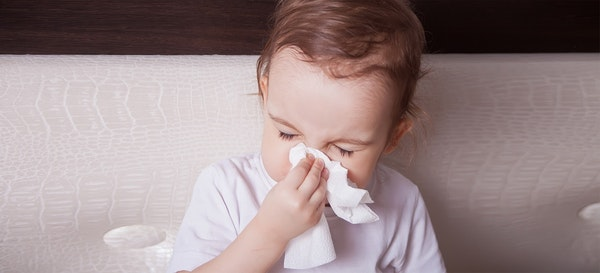 4 Hal yang Menjadi Pemicu Anak Alergi