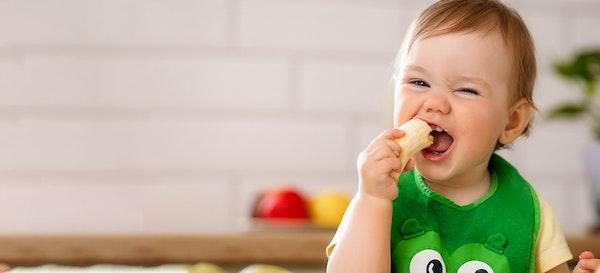 Inilah 4 Manfaat Memberi Pisang Untuk Bayi