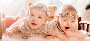 401 Ide Keren Nama Bayi Kembar Perempuan