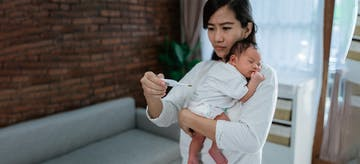 5 Penyebab Kecemasan Setelah Melahirkan Yang Mengganggu Ibu