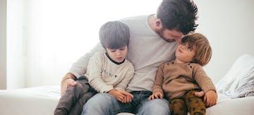 5 Tips Membesarkan Anak Laki-laki