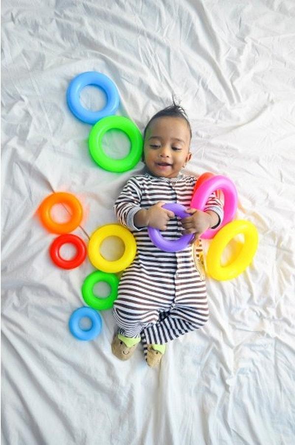 6 Permainan Seru untuk Bayi 0-12 Bulan