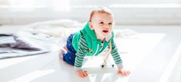 6 Permainan untuk Bayi yang Membuat Fisiknya Lebih Kuat