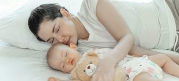 7 Cara Menyapih Anak Saat Tidur Malam