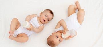 8 Cara Punya Anak Kembar
