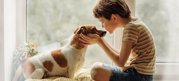 8 Rekomendasi Hewan untuk Anak Sesuai Usianya