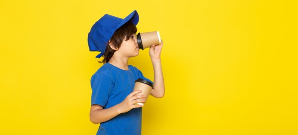 Bahayakah Kebiasaan Anak Minum Kopi?