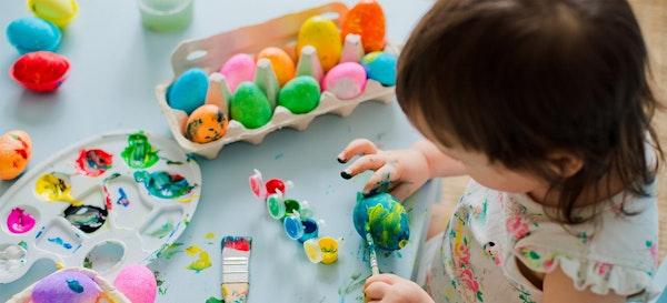 Cara Agar Anak Lebih Kreatif