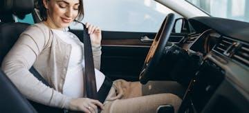 Cara Pakai Seat Belt Saat Hamil