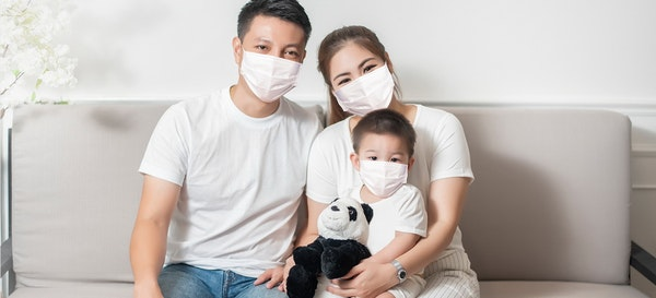 Covid-19 Intai Klaster Keluarga, Yuk Bantu Jaga Kesehatan Anak Mulai dari Rumah!