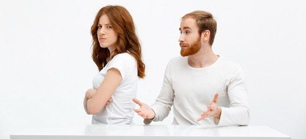 Do's and Don'ts Saat Menghadapi Pasangan yang Sedang Marah