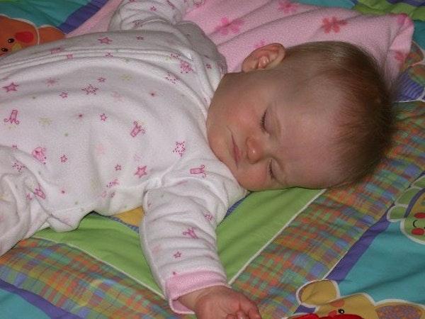 Hindarkan Bayi Dari Sindrom Kematian Mendadak