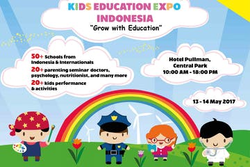 Kids Education Expo Indonesia: Pentingnya Pilih Sekolah untuk Anak