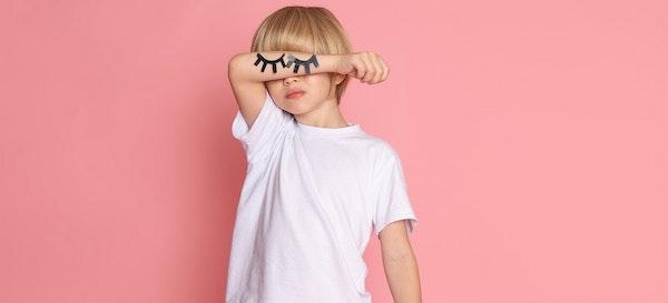 Mata Anak Iritasi? Coba Rekomendasi Obat Tetes Mata Ini!
