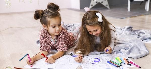 Mengasah Kreativitas Anak Lewat Permainan Seru. Coba, Yuk!