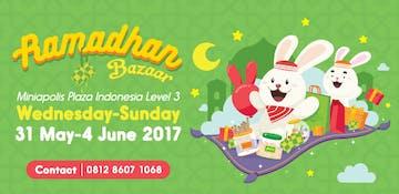 Miniapolis Ramadhan Bazaar dan Promo