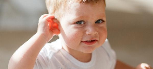Perkembangan Indera Pendengaran Pada Bayi