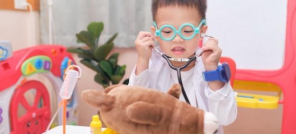 Rahasia Permainan Pretend Play Agar Anak Kreatif dan Cerdas