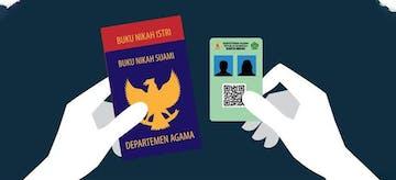 Tak Perlu Repot, Sekarang Kartu Nikah Digital Sudah Tersedia!