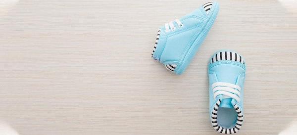 Tips Beli Sepatu Online Untuk Bayi Anti Kekecilan