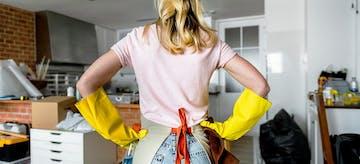Tips Cepat Membersihkan Rumah untuk Bunda yang Sibuk