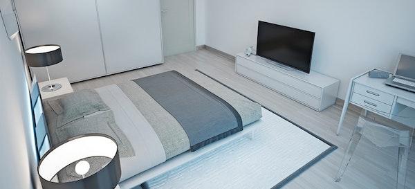 Tips Desain Kamar Tidur Minimalis untuk Rumah Ukuran Mungil