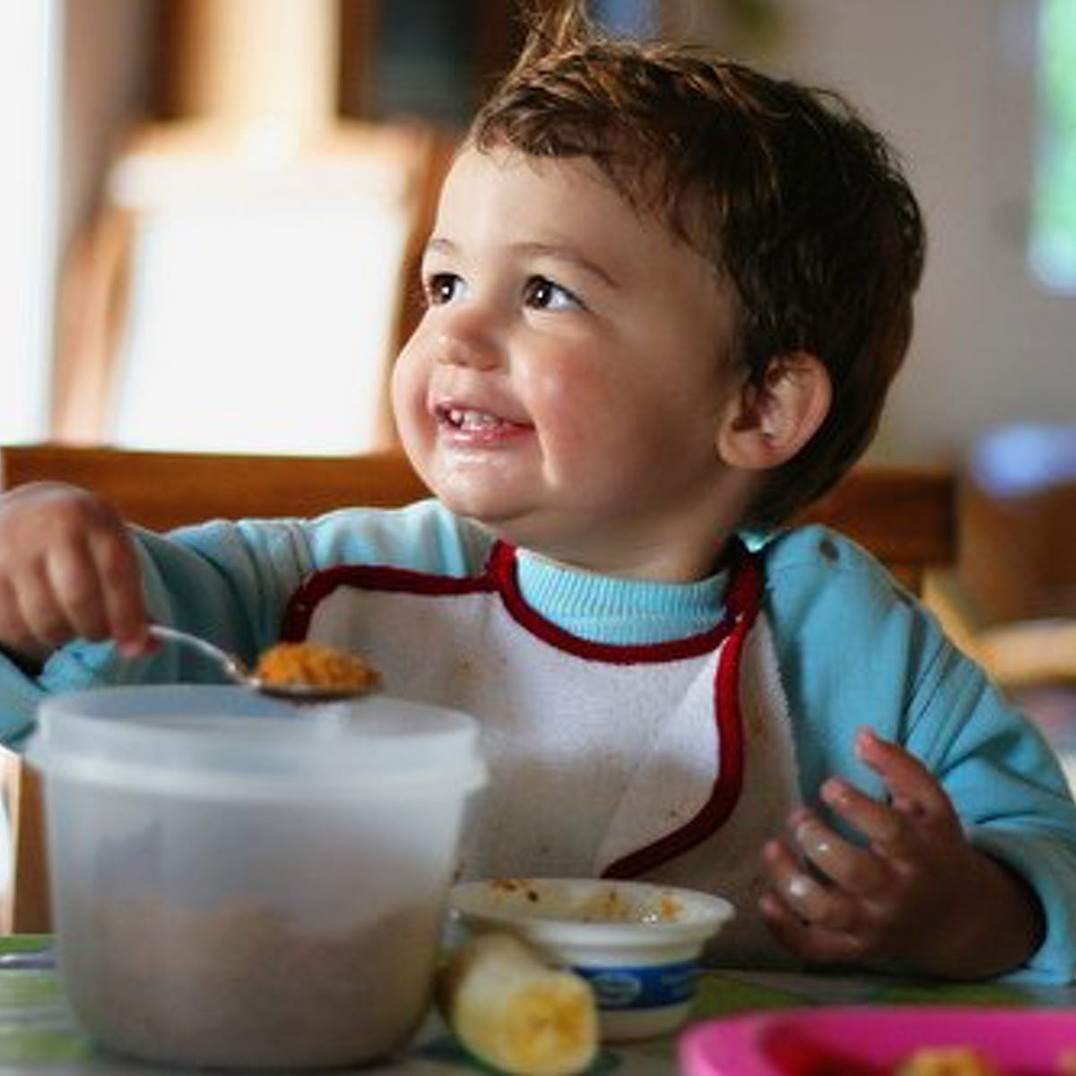 Tips Makan Bayi Umur 0 12 Bulan Ibupedia
