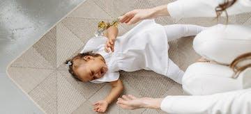 Waspada Ganggu Perkembangan, Perhatikan Ciri-Ciri Bayi Kurang Tidur